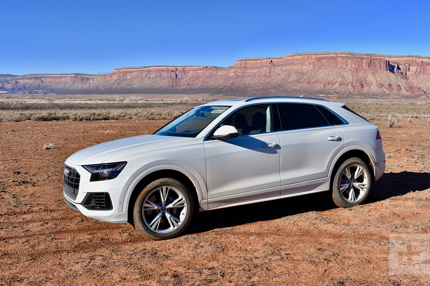 2019 Audi Q8 Audi S High Tech Flagship Q8 Suv Is Perfect For An