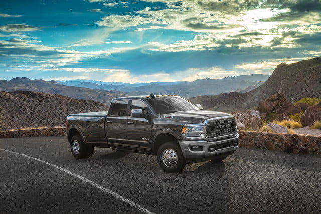 2019 Ram 2500 And 3500 Heavy Duty Debut At 2019 Detroit Auto