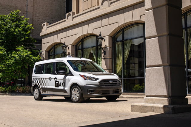 2019 Ford Transit Connect Taxi
