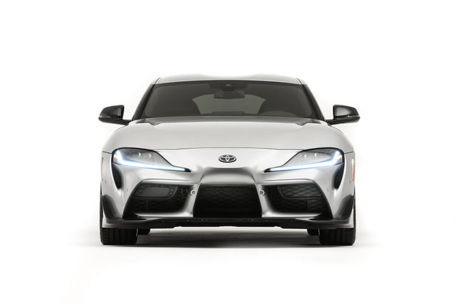 toyota displaying eight supra based builds at sema 2019 grsupra performanceline 06