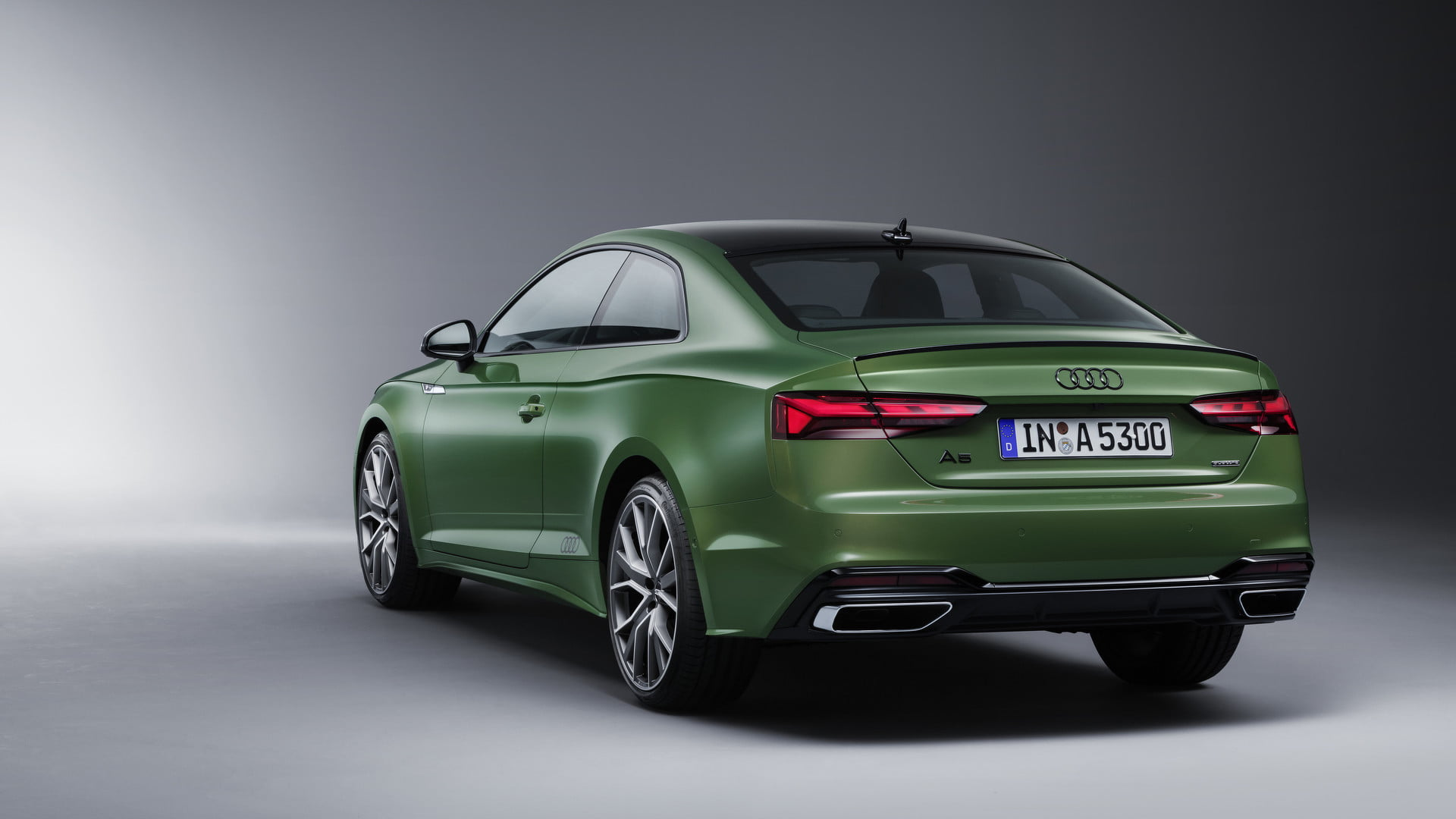 2020 Audi A5 Gets Styling and Infotainment Updates ...