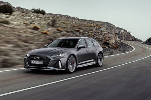 2020 Audi Rs 6 Coming To The United States With 600