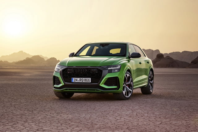 2020 audi rs q8 high performance suv unveiled with 600 horsepower official 3