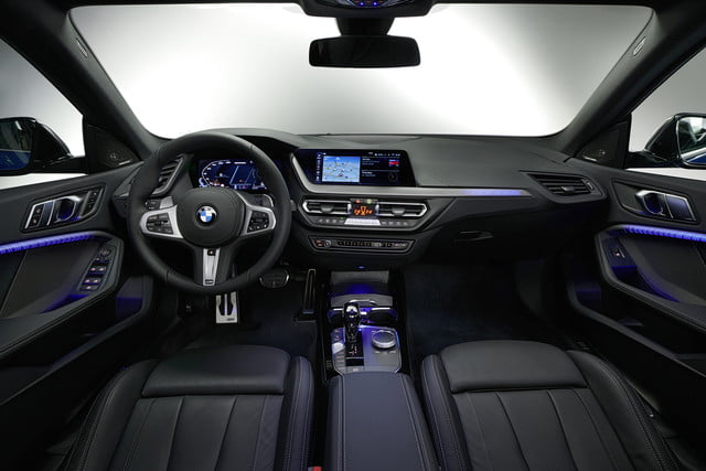 2020 bmw 228i m235i gran coupe unveiled as entry level sedans 2 series gc off 12