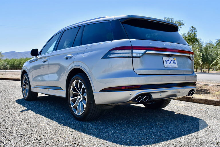 2020 lincoln aviator review first drive 2