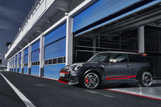 mini john cooper works gp concept news performance specs price 2020 18