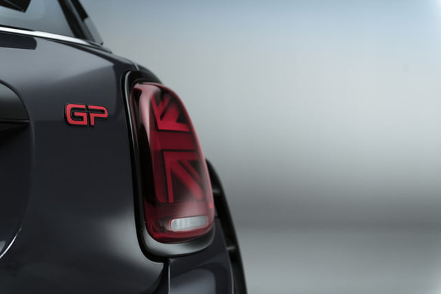 mini john cooper works gp concept news performance specs price 2020 4