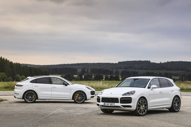2020 porsche cayenne turbo s e hybrid delivers 670 hp electrified punch tseh 3