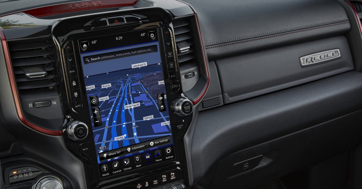 How to update Uconnect Infotainment Systems