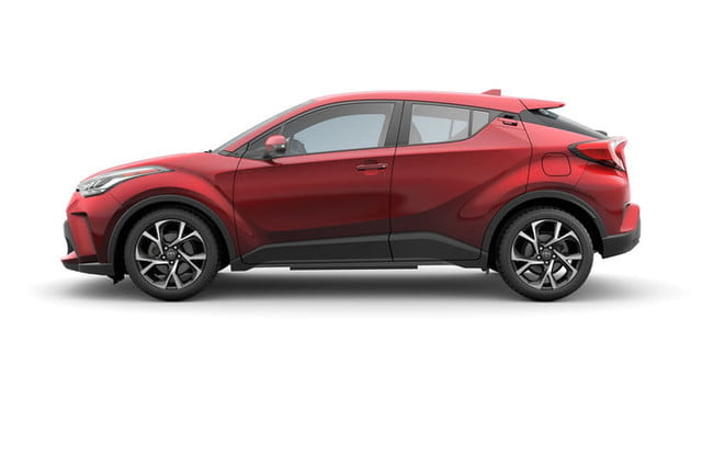 2020 toyota c hr crossover gets standard android auto compatibility chr 01
