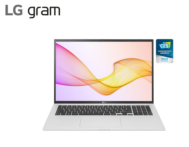lg new gram laptop 2 in 1 models ces 2021 17z90p silver scaled