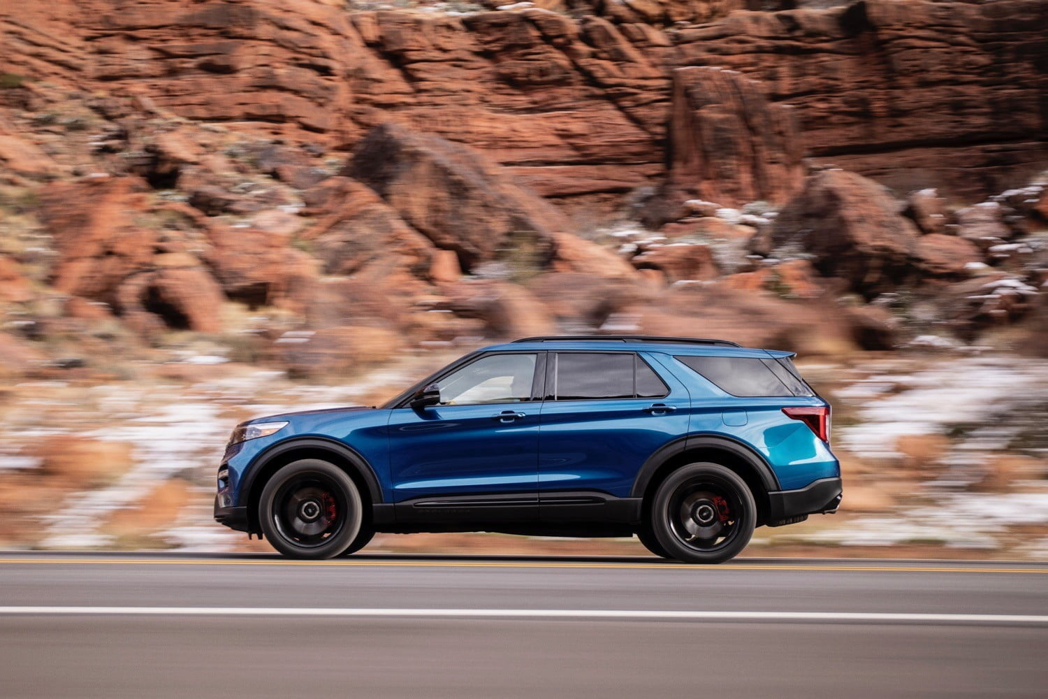 The Engineering Easter Eggs In The New 2020 Ford Explorer