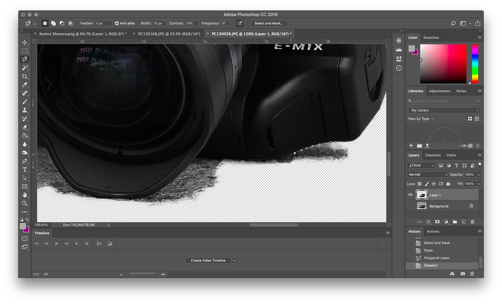 How to Make a Background Transparent in Photoshop | Digital