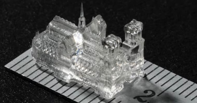 3D Printing Technique Produces Tiny, Highly Detailed Objects | Digital Trends