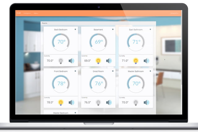 flair smart home climate system 8 stats