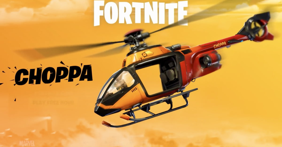 Fortnite Helicopter Locations: Agency, Pleasant Park, Rig ...