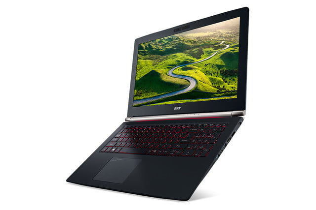 acer computing announce ces 2016 aspire v nitro vn7 592g 3dcamera acerwp left facing