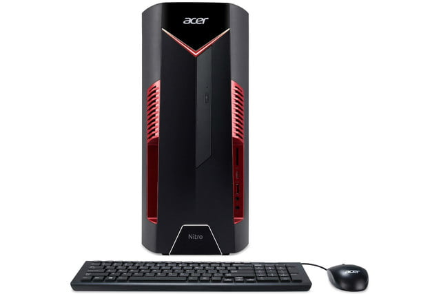amazon slashes prices on acer laptops desktops monitors and gaming gear nitro 50 n50 600 neselecti7rx580 desktop