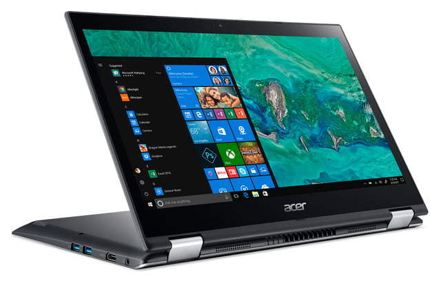 acer laptop swift 7 news ces 2018 spin 3  sp314 51 04