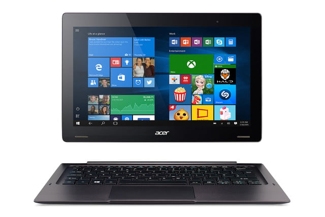 acer computing announce ces 2016 switch 12 s sw7 272 win10 straight forward disconnected
