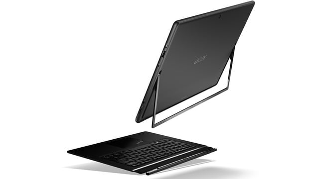 acer laptop swift 7 news ces 2018 acer7black04