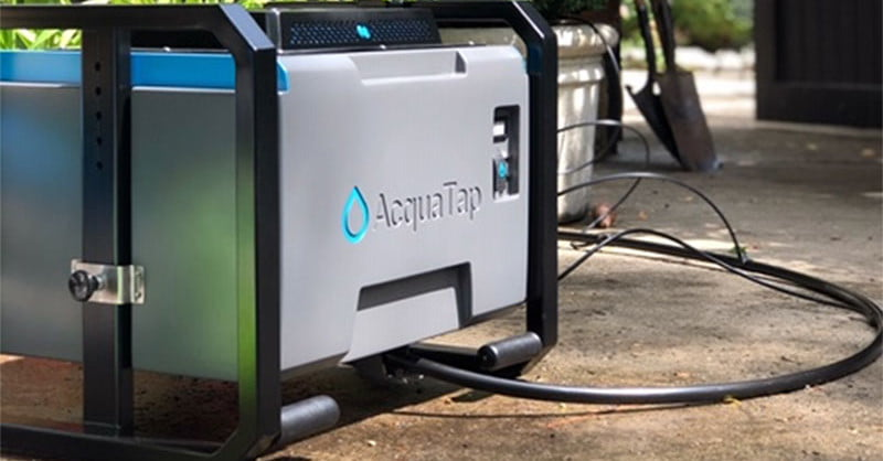 Could the Exaeris AcquaTap solve the world's water crisis?