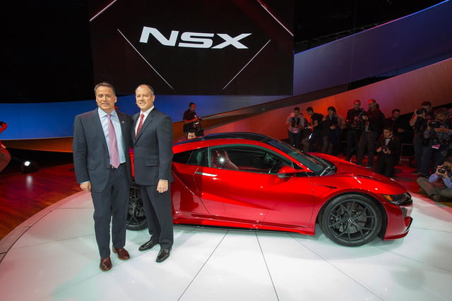 2016 acura nsx official specs pictures and performance reveal das2015 008