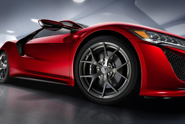2016 acura nsx official specs pictures and performance reveal das2015 027a