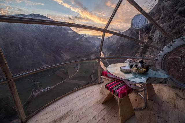 cool Airbnb rentals Skylodge Adventure Suites