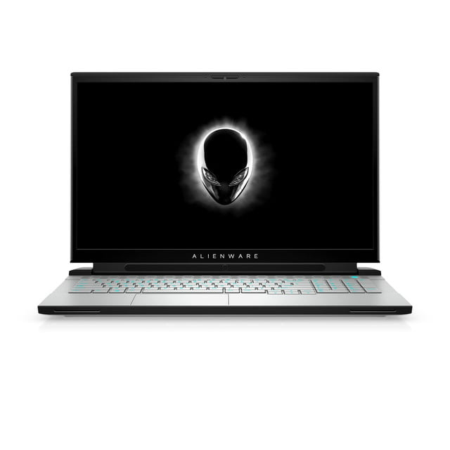 alienware m17 r4 and m15 ces 2020 white with tobii front 2
