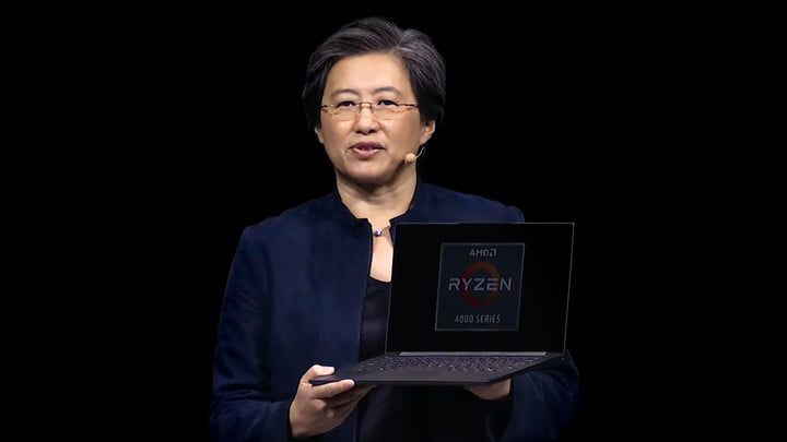 AMD Ryzen 4000 Series