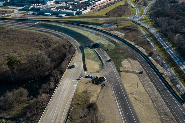 worlds first highway test facility for autonomous vehicle opens in michigan american center mobility
