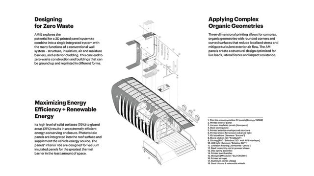 sustainable 3d printed home gets energy from companion car amie 1 0 som 005