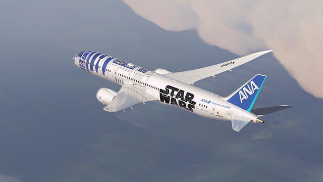 anas r2 d2 jet will be the closest to flying in a star wars spacecraft ana 2