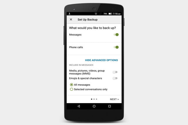 How to Save Text Messages in Android and iOS | Digital Trends