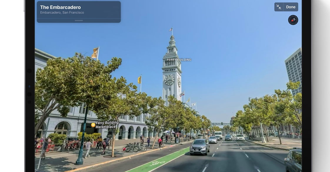 Apple Maps Expands Street View-style Imagery to More Cities | Digital Trends