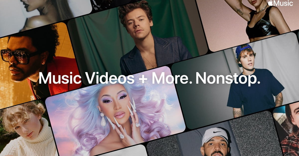 Apple Music TV is a new take on the 24-hour music video channel