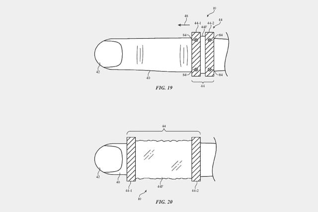 apple patents expandable smart ring designs 4
