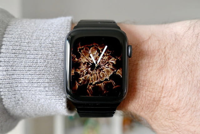 best apple watch faces series 4 fire face
