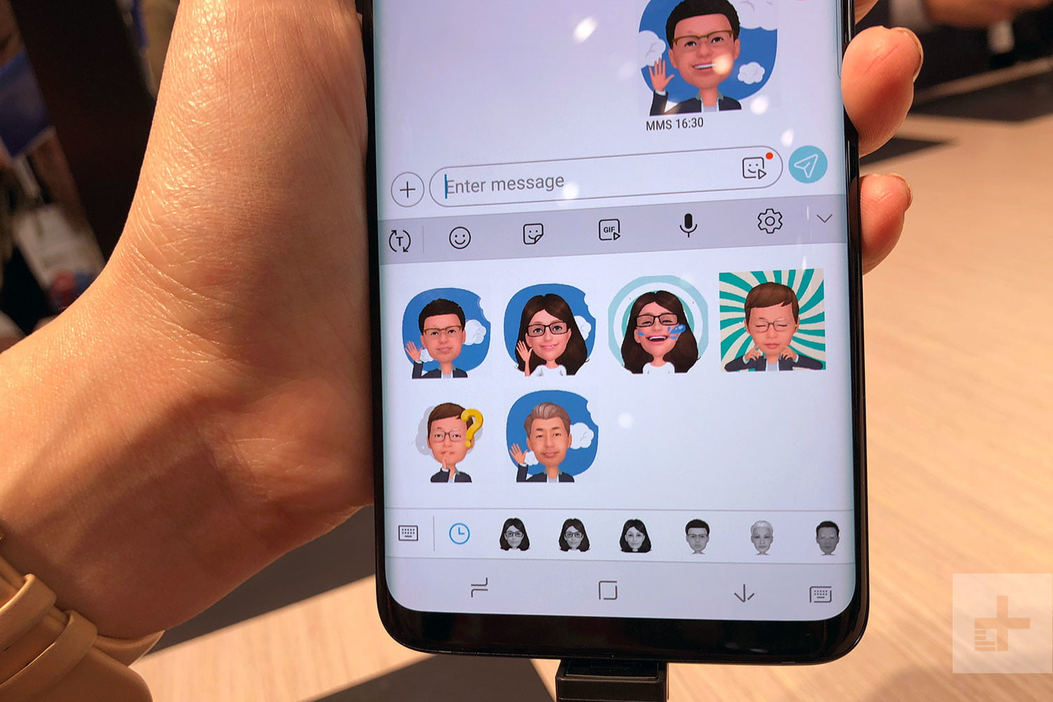 How to Use AR Emoji on the Samsung Galaxy S9 and S9 Plus