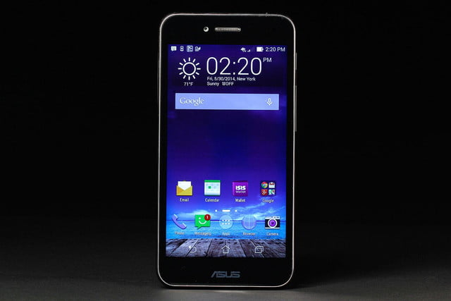 ASUS PadPhone Station front home