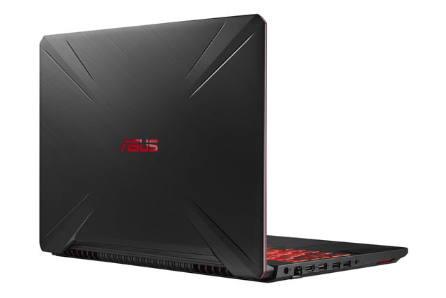 Asus' Gaming Laptops Include AMD Ryzen And Nvidia RTX: CES