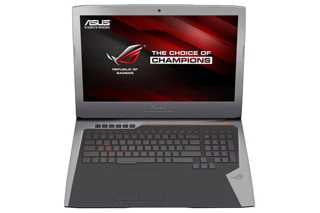 asus republic of gamers unleashed asusg752 2
