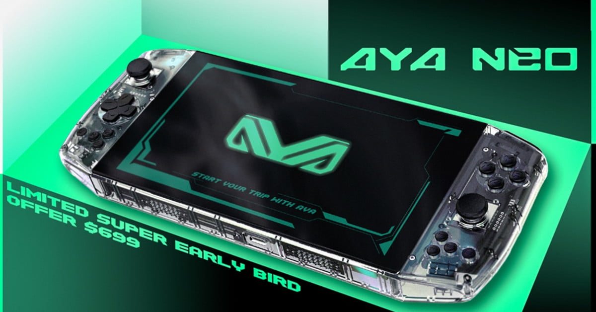 These Handheld Gaming PCs Will Make Your Switch Jealous