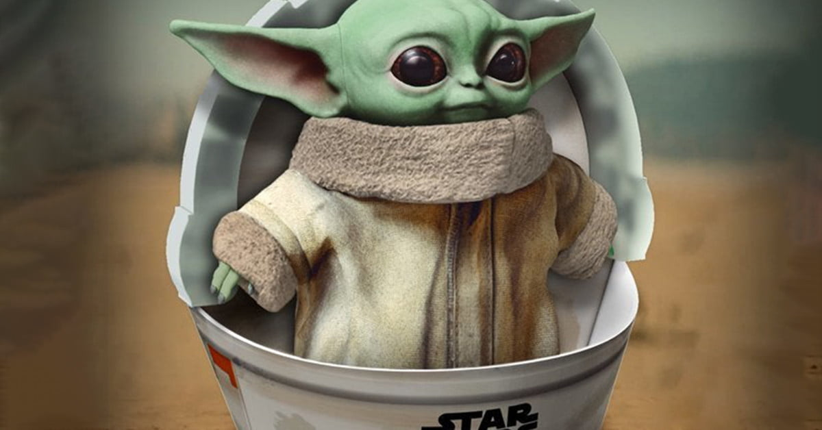 New Baby Yoda Merch Includes A Giggling Animatronic Figure | Digital Trends