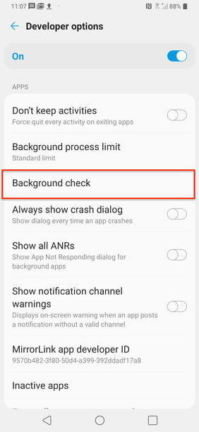 how to speed up your android phone background3