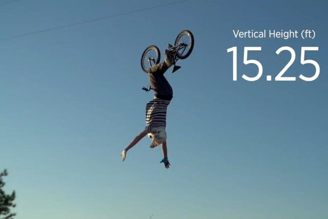 Blast-Motion ActionCam-GoPro-video-with-Metrics-vertical-height