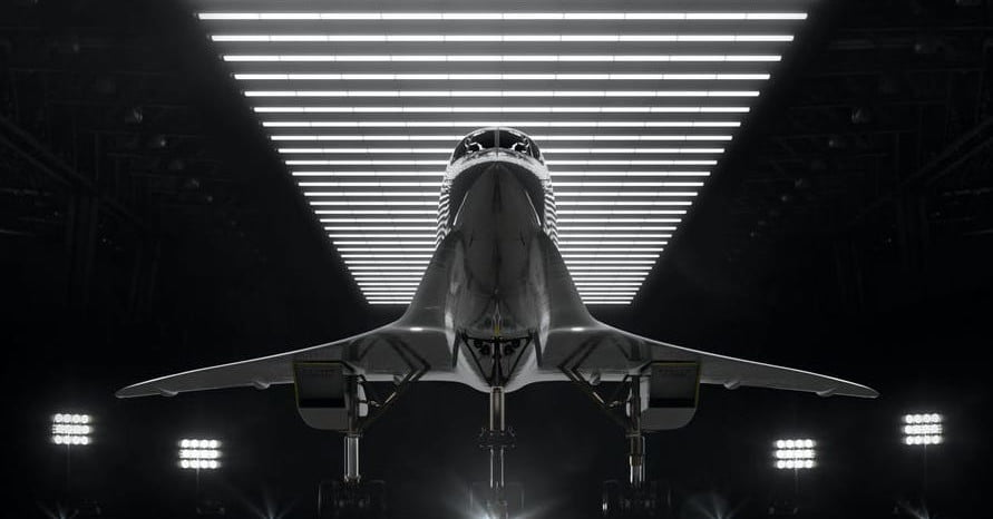 Concorde replacement from Boom Supersonic edges toward first flight