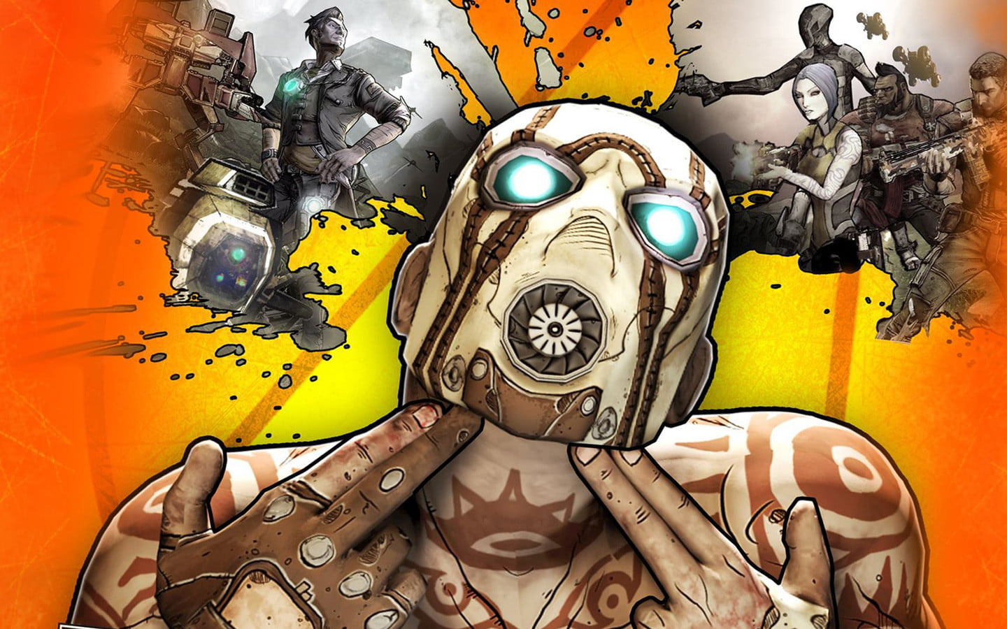 Gearbox finally patches Borderlands 2's Badass Rank bug