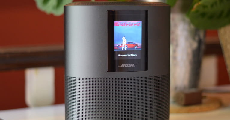 Bose Home Speaker 500 review: Smart and stylish, with super sound